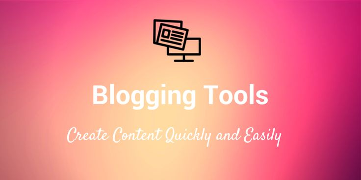39 blogging tools to help you work faster, better and land more readers #genealogy #blogging
