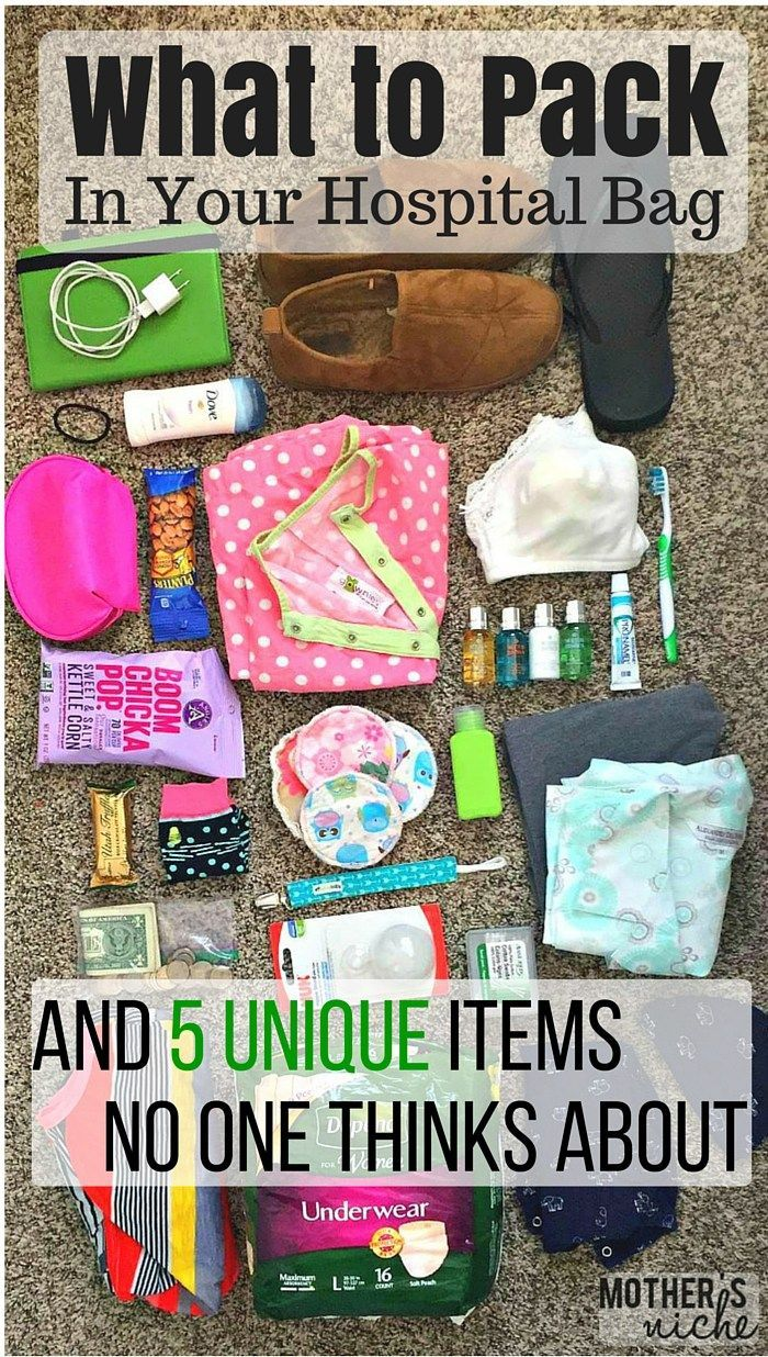 What to pack in your hospital bag for labor and delivery. Some super helpful tips here! And some items I wouldn't have though of!