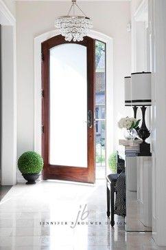 130 best ⌂ Entryway | Foyer images on Pinterest | Door entry Front doors and Windows & 130 best ⌂ Entryway | Foyer images on Pinterest | Door entry ...