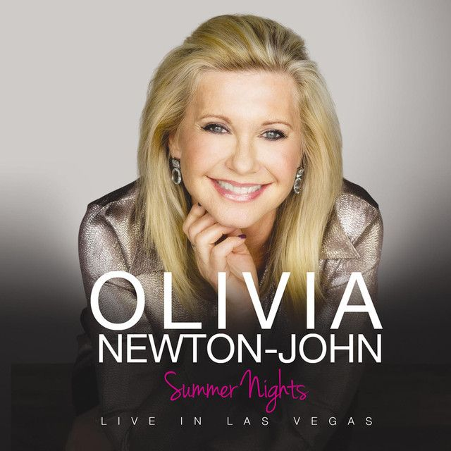 """Magic - Live In Las Vegas / 2014"" by Olivia Newton-John was added to my Discover Weekly playlist on Spotify"