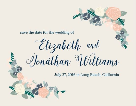"The Illustrated Corner Wreath <a class=""crosslink"" href=""https://www.basicinvite.com/wedding/save-the-date.html"" target=""_self"" alt=""Save the Date Cards Online"" title=""Save the Date Cards Online"">save the date</a> card is super cool! Totally customizable too!</p>"