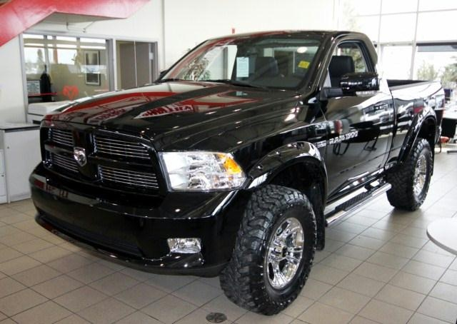 """Lift Kits For Jeeps >> Ram 1500 R/C Lifted (Sold): 4"""" BDS Lift Kit - 35x1250x18 Toyo Open Country M/T - 18"""" XD Series ..."""