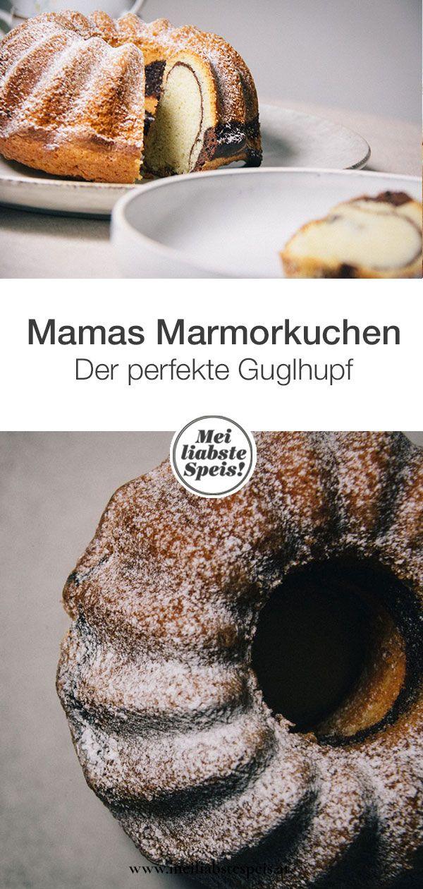 Mamas Marmorkuchen Wie Sonntage Schmecken Mei Liabste Speis