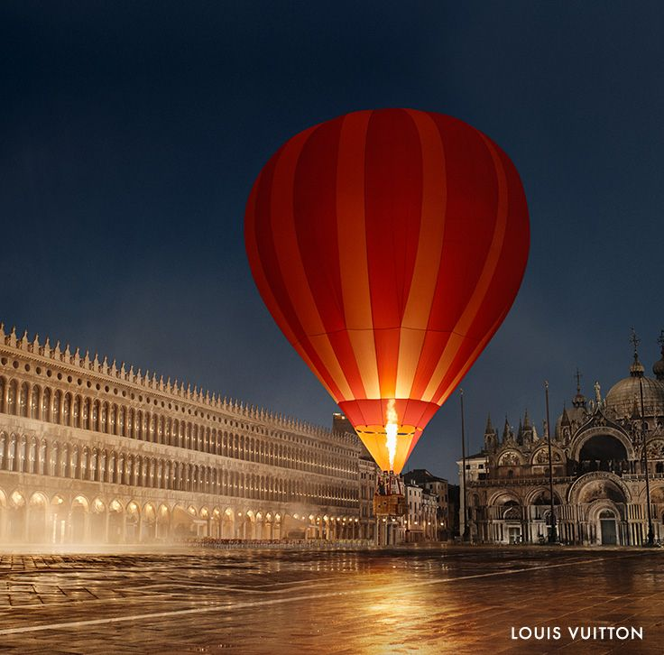 Join Louis Vuitton at the masquerade ball to remember with L'Invitation au Voyage - Venice at http://vuitton.lv/Venice