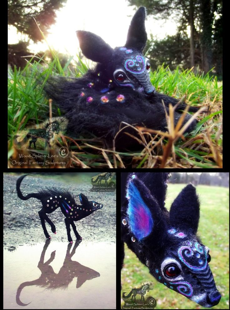 SOLD-Hand Made Posable Fantasy Baby Twilight Fawn! by Wood-Splitter-Lee on deviantART