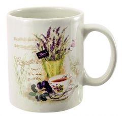 Keramický hrnček Lavender