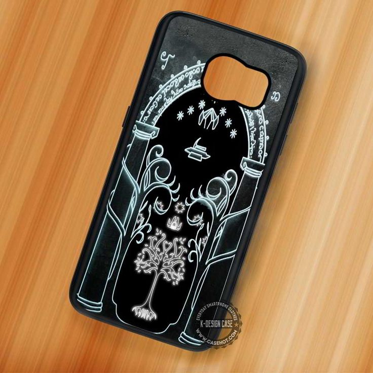 White Tree Lord of The Rings - Samsung Galaxy S7 S6 S5 Note 7 Cases & Covers