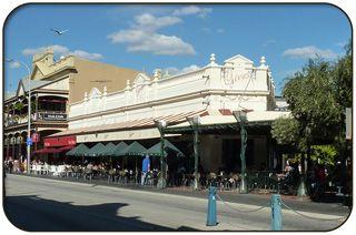 Cappuccino Strip, Fremantle