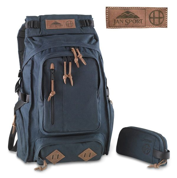 HUF x JanSport backpack - Doobybrain.com
