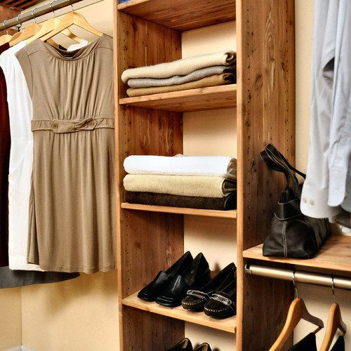 Superb 15 Interesting Cedar Closet Organizer Picture Ideas