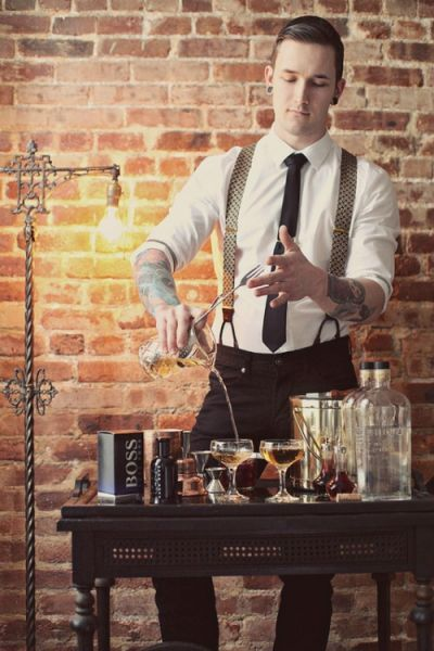 Hochzeits-Accessoires: Foto: I Am This Fellow