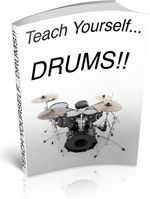 You can Learn to Play the Drums with this FREE book
