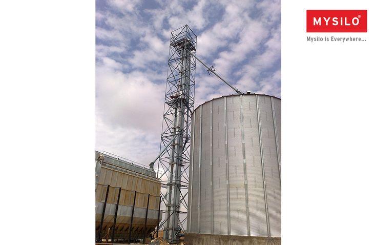 Relojero Agricultura - fondo plano Fondo Silos www.mysilo.com/es #acero #cereales #silos #silo #mysilo #almacenamientodegranos