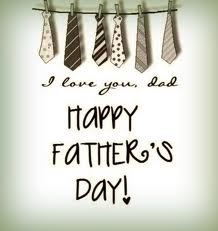 Let your Father know how much he means to you.