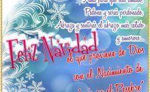 Recordemos que Jesús es el centro de la Navidad, él vino al mundo para conciliarnos con el padre, y su nacimiento es el cumplimiento de las profesías y los