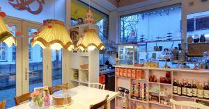 Brood&Zoets   Amersfoort, een frisse lunchroom voor de mooiste taartjes, verse sappen en lekkere broodjes.