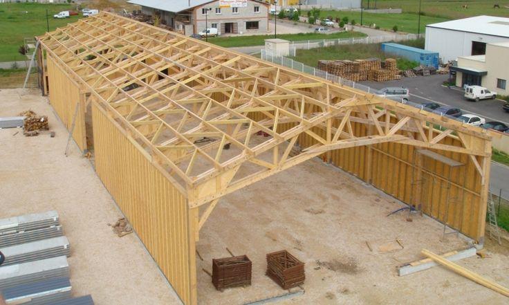 R alisations maison ossature bois tradition construction for Architecture en bois