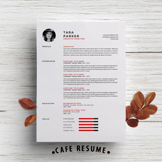 8 best Resume / Cover letter design images on Pinterest Resume