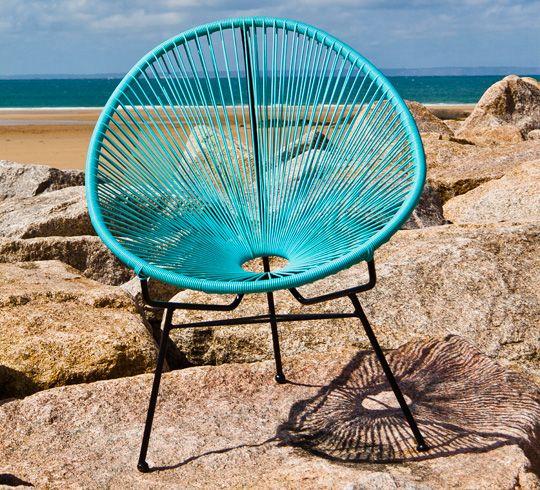les 31 meilleures images du tableau fauteuil acapulco et. Black Bedroom Furniture Sets. Home Design Ideas