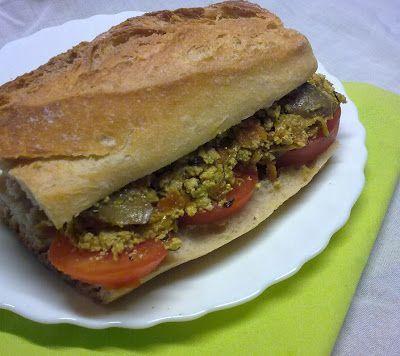 Vegan because I feel like it: REVUELT BOILER / # Snack #ganas #because #REV …  – Bocadillo Vegano