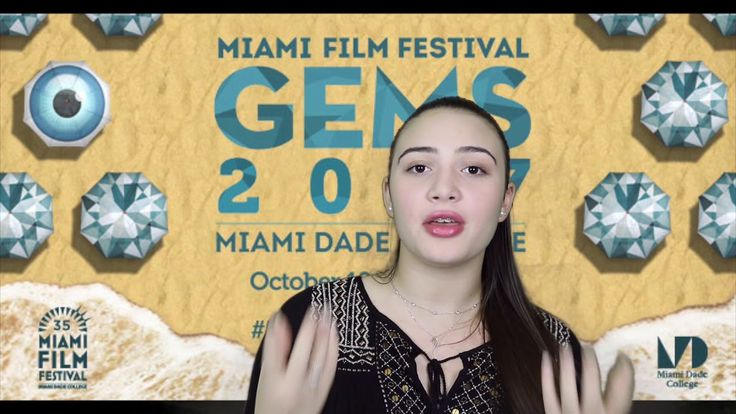 Miami Film Festival's GEMS Event Overview by KIDS FIRST! Film Critic Alejandra G. #KIDSFIRST! #MiamiFilmFestival