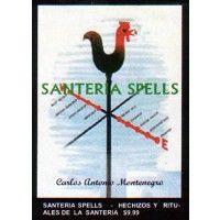 Santeria Spells-Montenegro - Santeria English Book