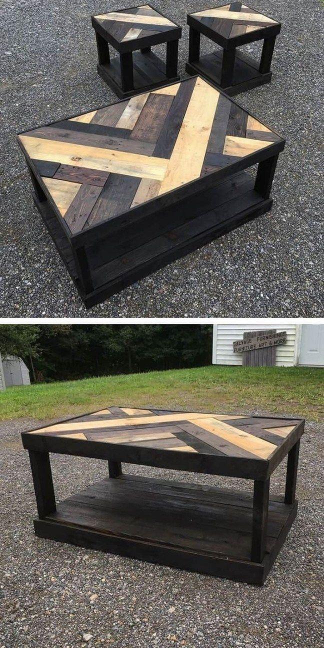 20+ Elegant Diy Pallet Furniture Design Ideas   Diy wood ...