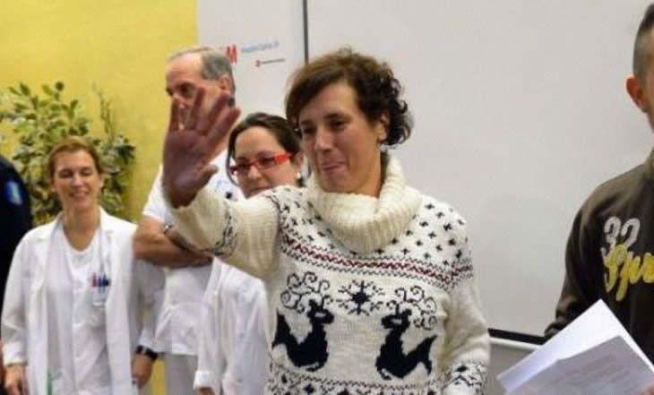 Ebola : l'aide-soignante contaminée en Espagne a quitté l'hôpital de Madrid - 06/11/2014 - http://www.camerpost.com/ebola-laide-soignante-contaminee-en-espagne-a-quitte-lhopital-de-madrid-06112014/?utm_source=PN&utm_medium=CAMER+POST&utm_campaign=SNAP%2Bfrom%2BCamer+Post