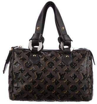 Louis Vuitton Monogram Eclipse Speedy 28   Authentic Louis Vuitton Bags