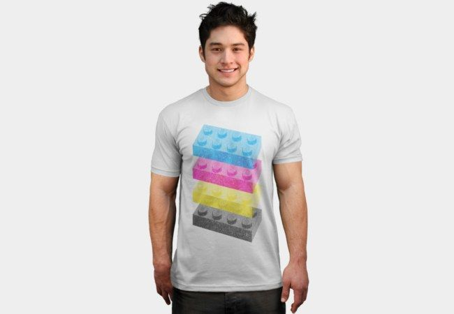 Colorful Architect T-Shirt - Design By Humans