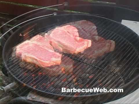 Grilled T-Bone Steak Recipe by the BBQ Pit Boys - YouTube