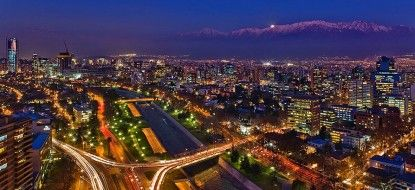 Onde ficar em Santiago, Chile