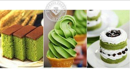 Zelený čaj Matcha tea