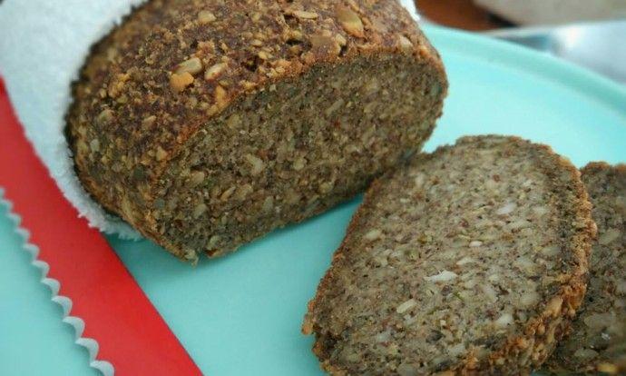 Extra-semínkový chléb