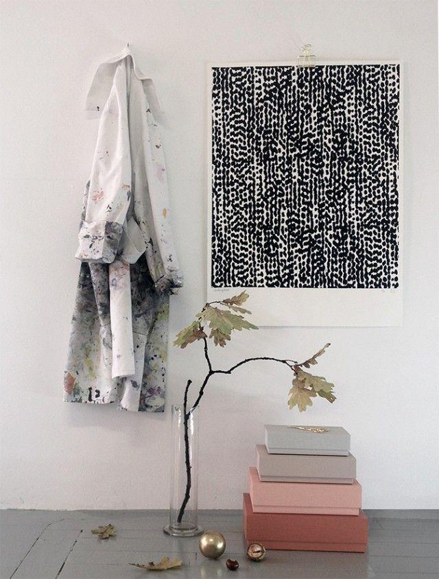 Butler/Lindgård: Mångfald art print.