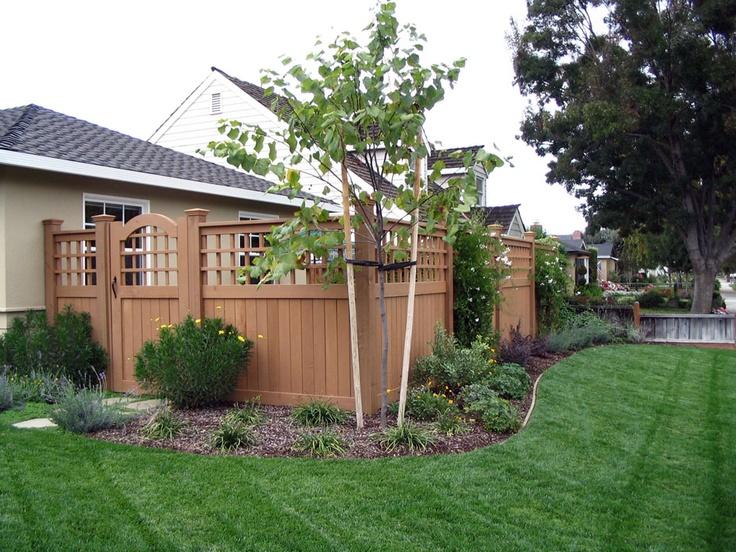 22 Best Home Fences Images On Pinterest Fence Ideas