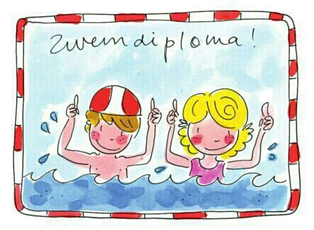Zwemdiploma
