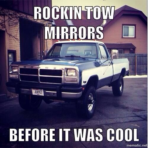 Dodge Tow Mirror Jokes Related Keywords Suggestions Dodge Tow