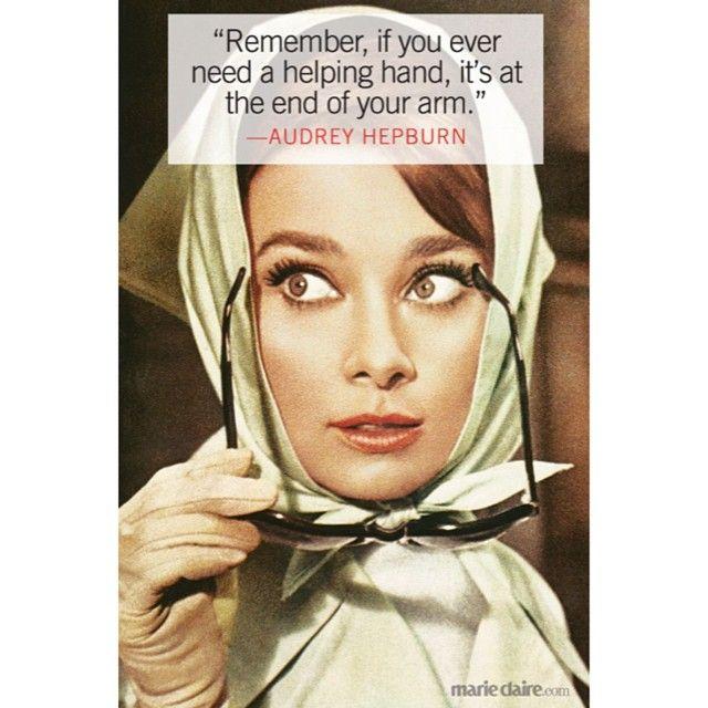 """""""Audrey Hepburn """""""