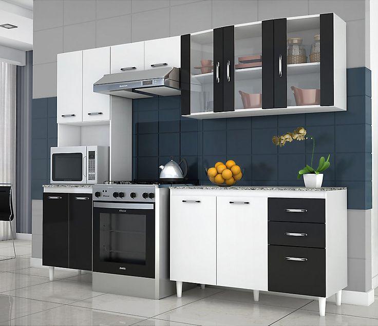 Favatex kit mueble cocina bremen 11 puertas bremen - Mueble cocina kit ...
