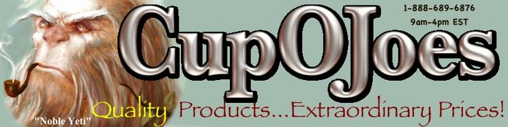 Cup O' Joes - Great online pipe tobacco retailer