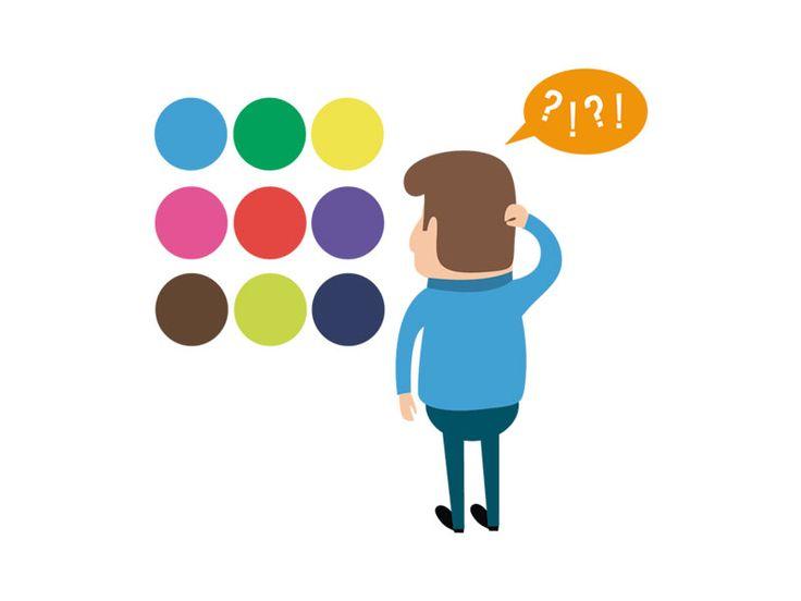 Significado das Cores e Psicologia das cores