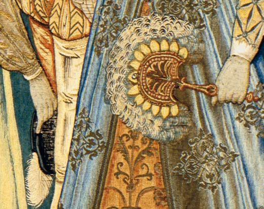 Ventagli ad Arte al Museo Archeologico - www.zoomedia.it