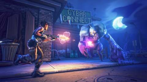 Fortnite Will Have Cross-Play Between Xbox One PC Mobile Versions