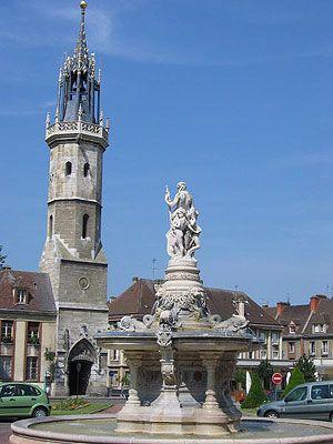 Evreux, Haute-Normandie.