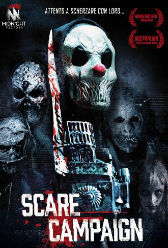 Scare Campaign [HD] (2015) | CB01.UNO | FILM GRATIS HD STREAMING E DOWNLOAD ALTA DEFINIZIONE