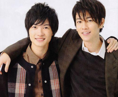 kamiki ryunosuke & takeru satoh... because i had to ♡