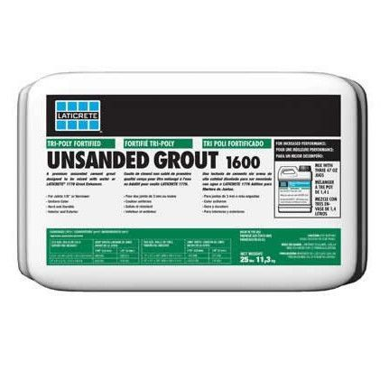LAT 1600 Unsanded Grout 8 Lb
