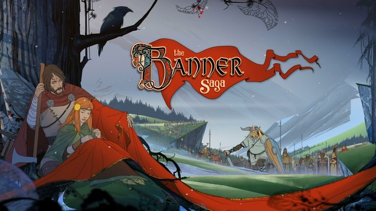 THE BANNER SAGA is role-playing meets turn-based strategy, wrapped into an adventure mini-series about vikings.