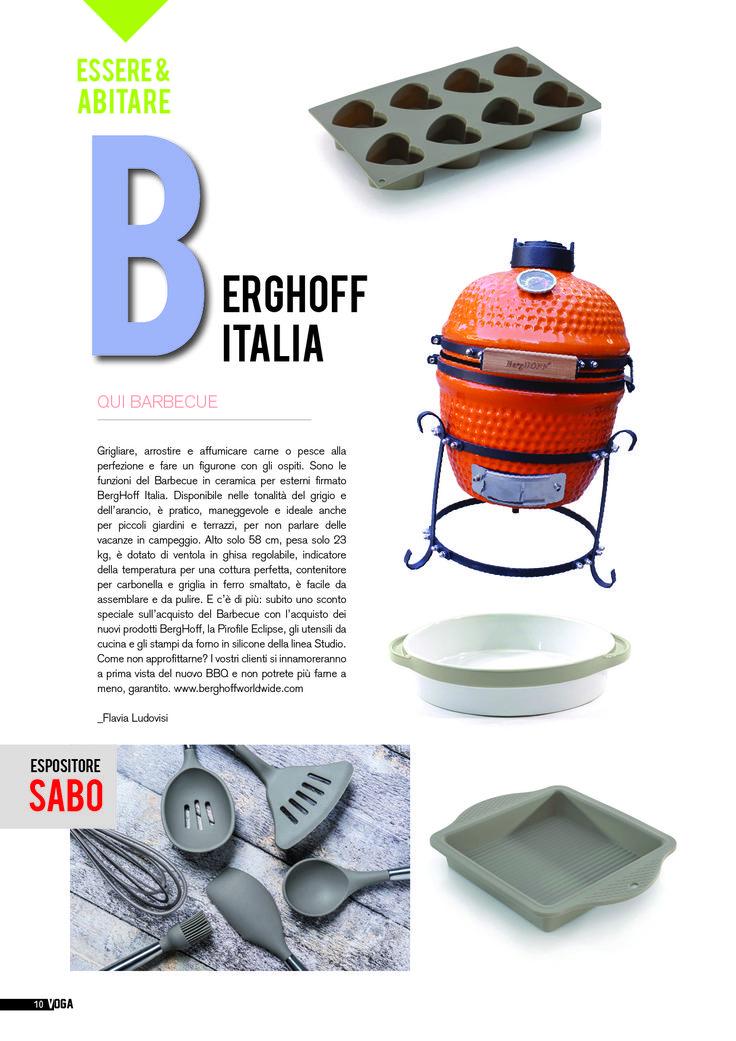 Berghoff Italia Qui barbecue